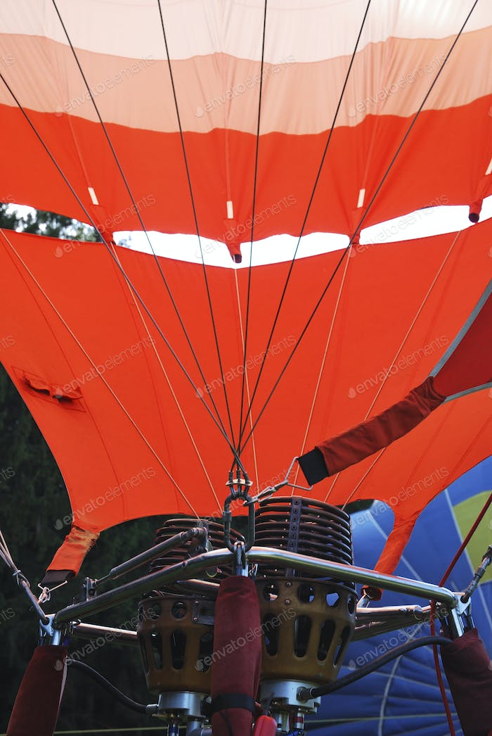 Hot Air Balloon Burner
