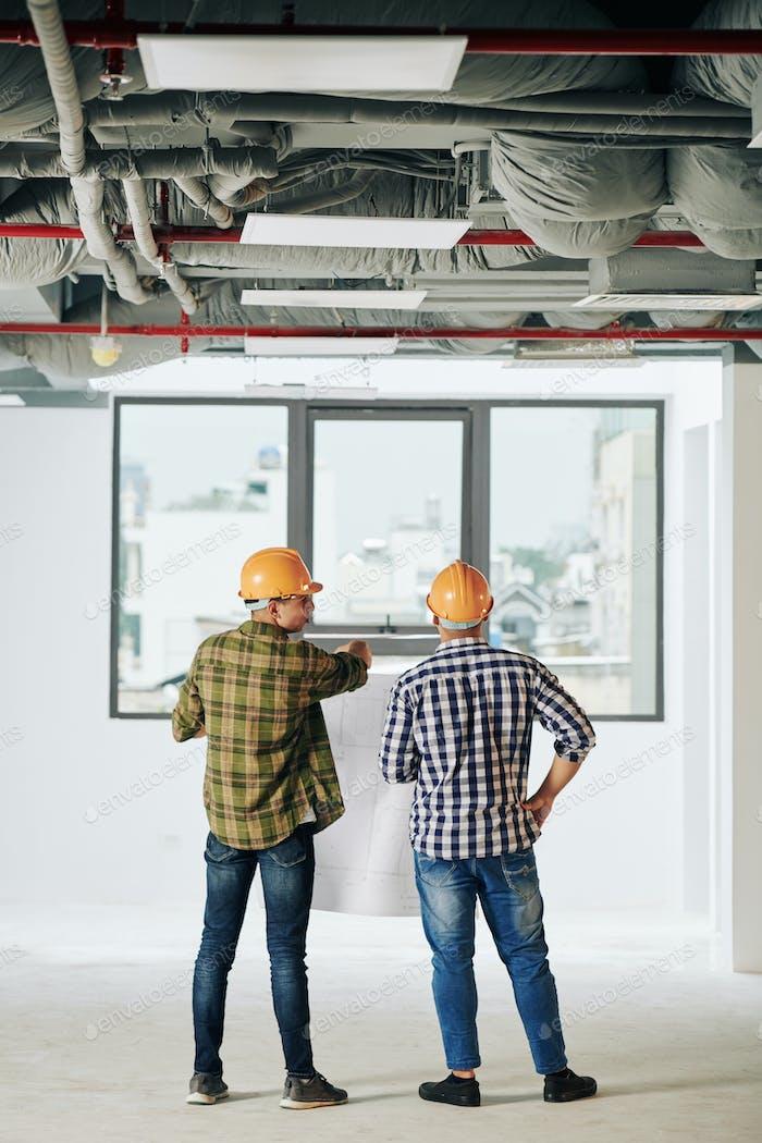 Bauingenieure Coworking