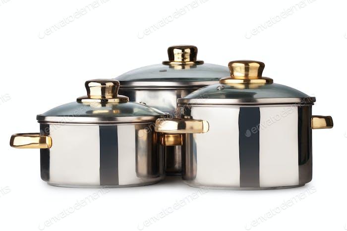 iron Saucepan