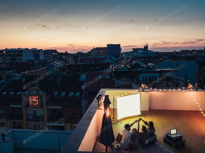 Open-Air-Film