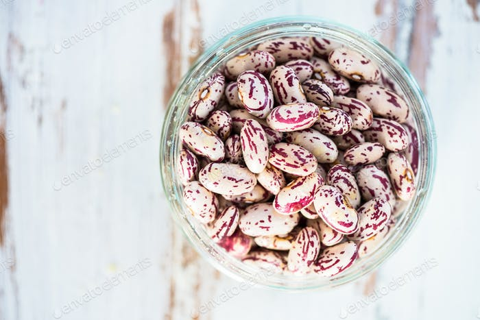 Raw Kidney Beans, Uncooked