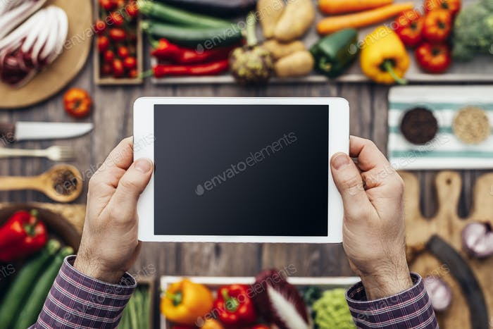 Healthy eating and technology