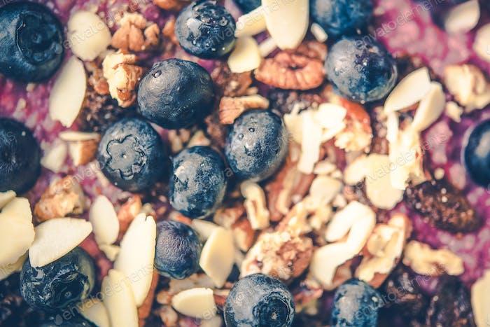 Nuts and Berries Breakfast