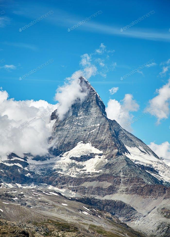 Gornergrat Zermatt, Switzerland, Matterhorn