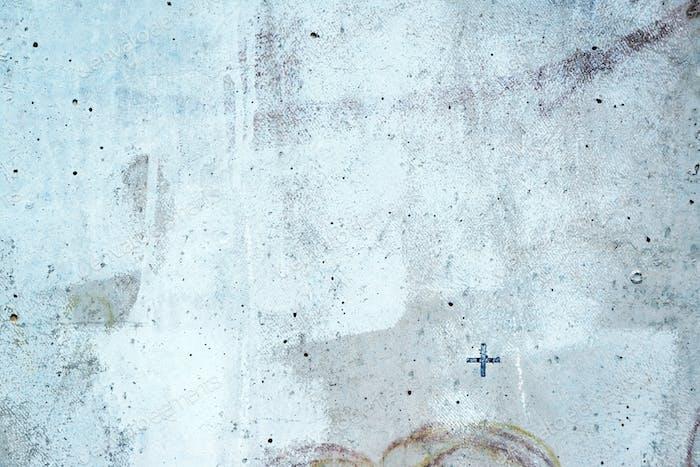Grunge Beton Zementwand Textur als Hintergrund