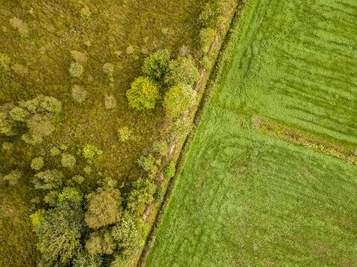 Nature vs agriculture