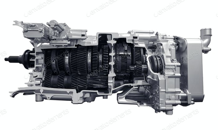 LKW-Getriebe-Getriebe