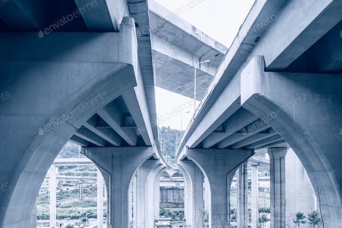 overpass structure