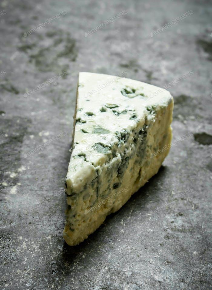 Italian blue cheese.