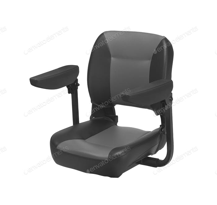 Modern chair for electric wheelchair