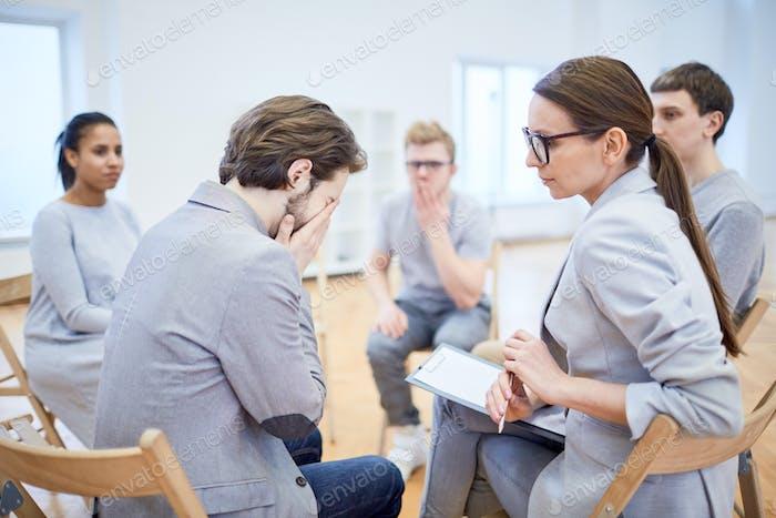 Sitzung für Manager