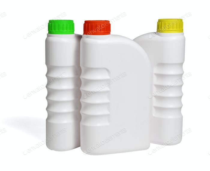 Plastic Containers for Engine Lubricants