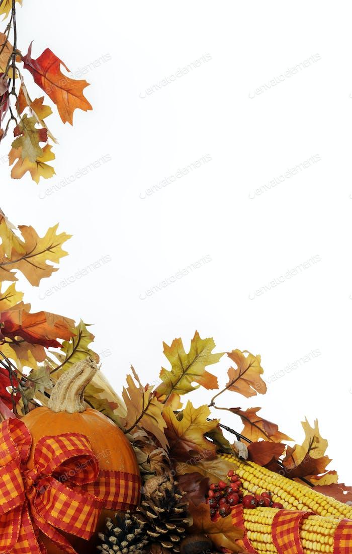 Marco de otoño