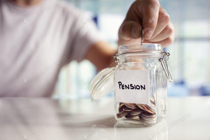 Sparen und Vorsorgeplanung