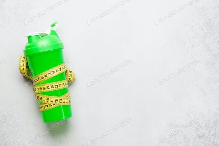 Fitness drink bottle