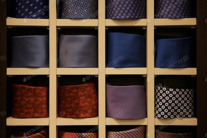 Photo of man ties