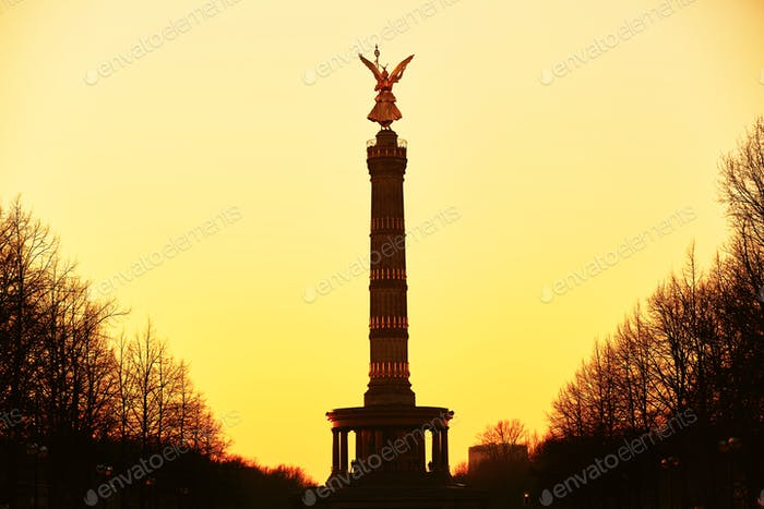 The Victory Column