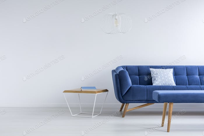 Sofa and bench