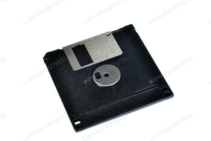 A 3.5 Floppy Disc