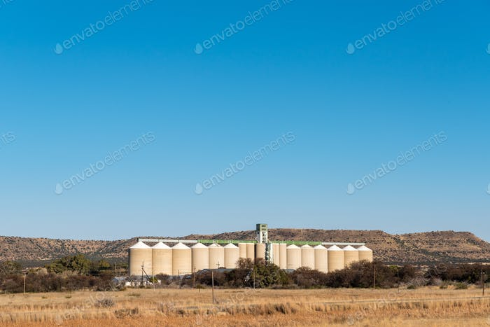 Brandfort in the Free State Province