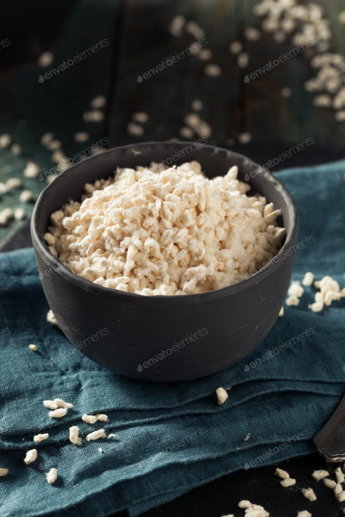 Raw Organic White Koji Rice