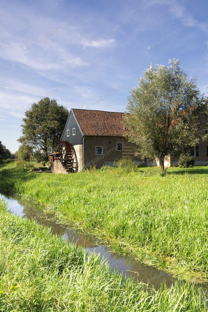 The Uffelse watermill