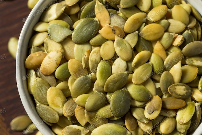 Raw Green Organic Pumpkin Seed Pepitas