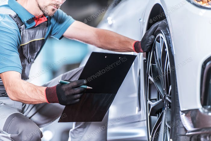 Auto Service Industry
