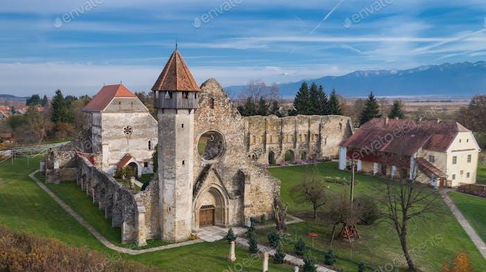 Kloster Carta ehemalige Zisterzienser (Benediktiner) religiöse Architektur in Siebenbürgen