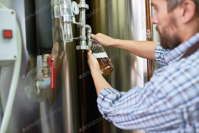 Controlling Quality of Beer