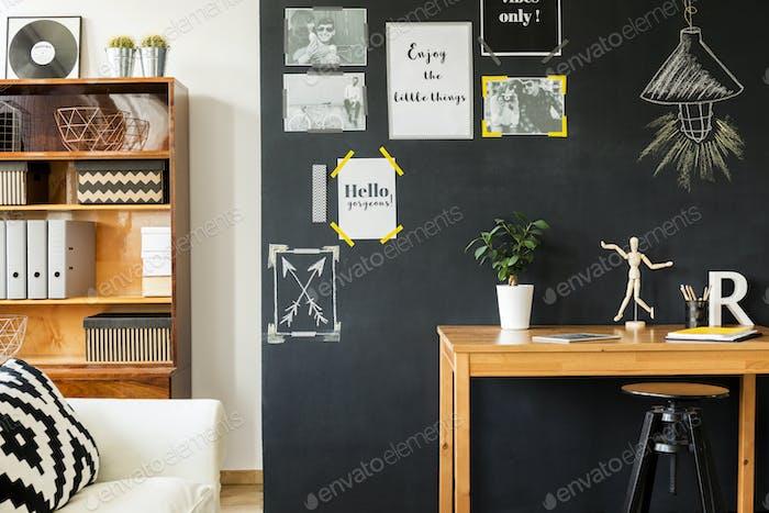 Stylish modern flat