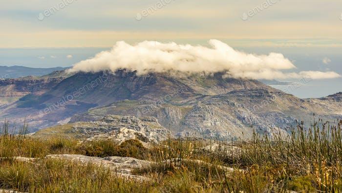 Table Mountain Scenery