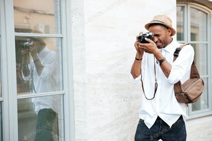 Afro photographer