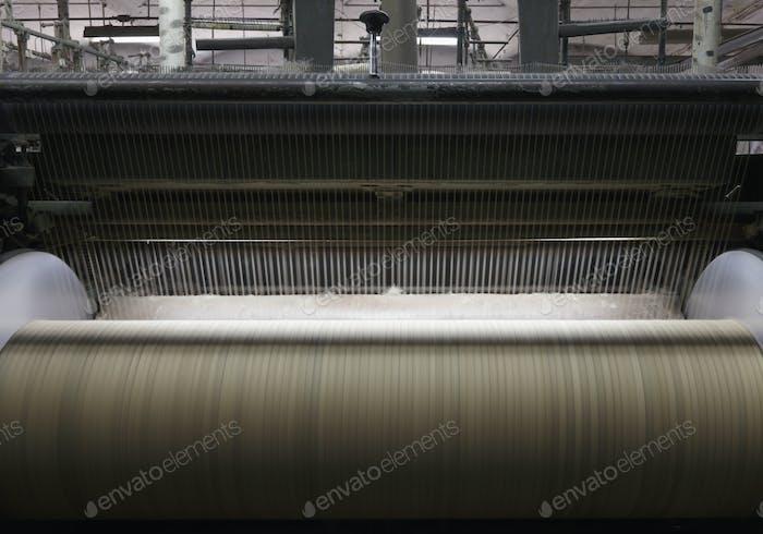 Telar textil