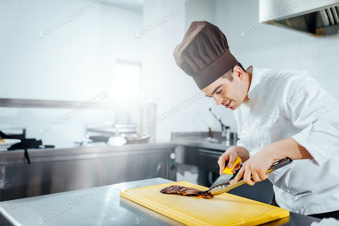 Creating a perfect dish