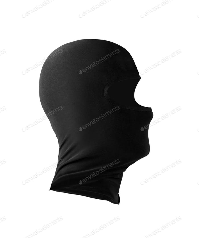 Mask isolated on white background