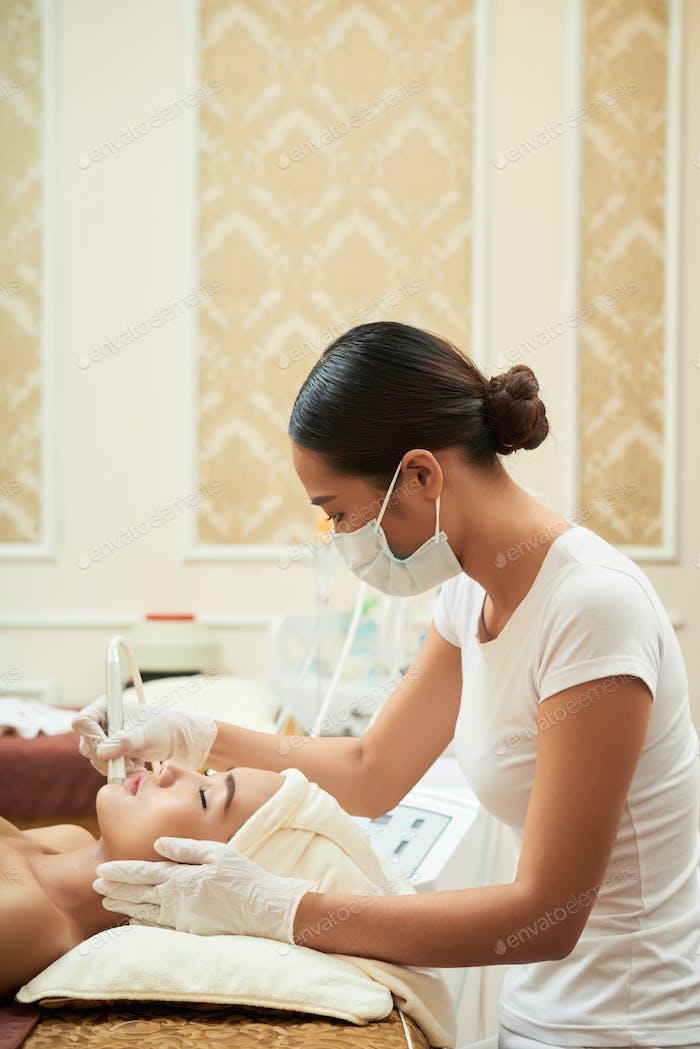 Rejuvenating procedure