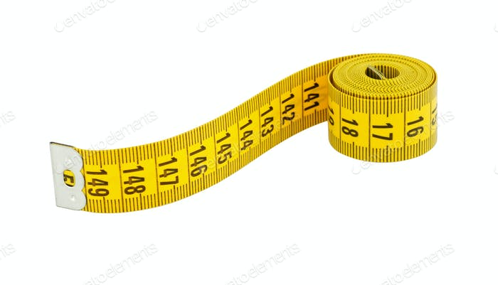 yellow measuring