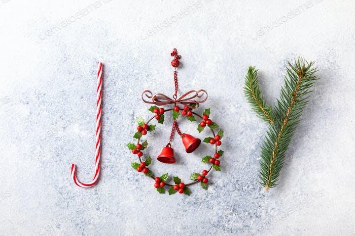 Perfektes Design für Grußkarten von Weihnachten.