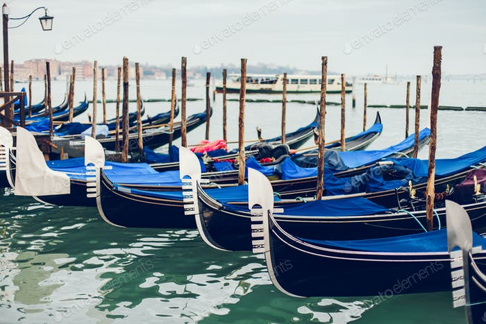 scenic views of venice Italy