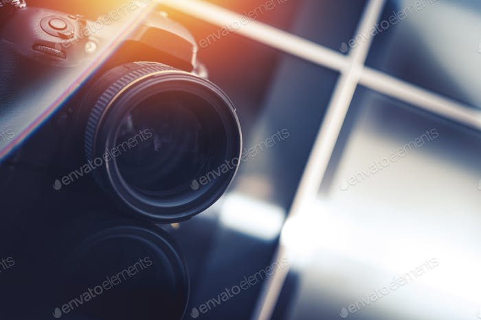 Photography Business Concept