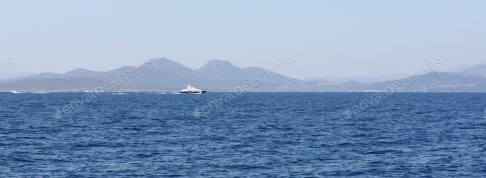 Sardinia Coast Italy