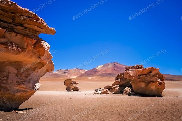 Piedra Arbol rock