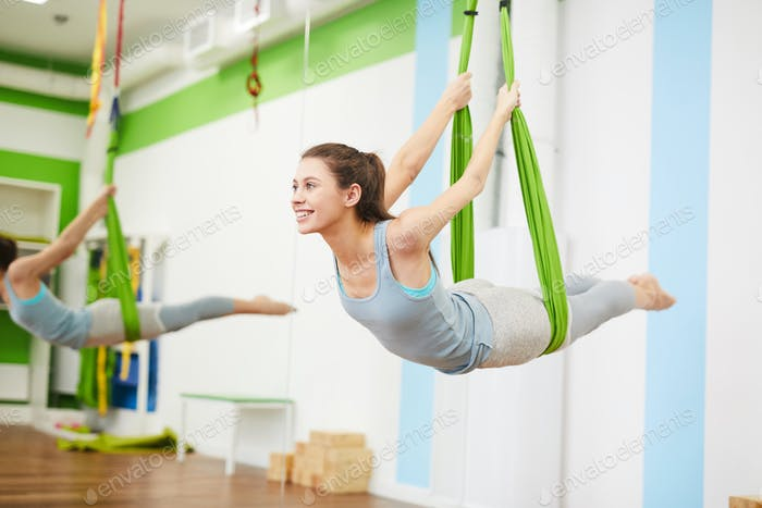Thumbnail for Aerial Exercise