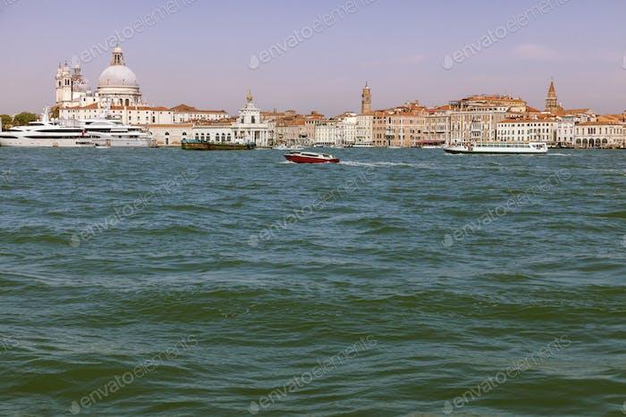 Architektur von Venedig