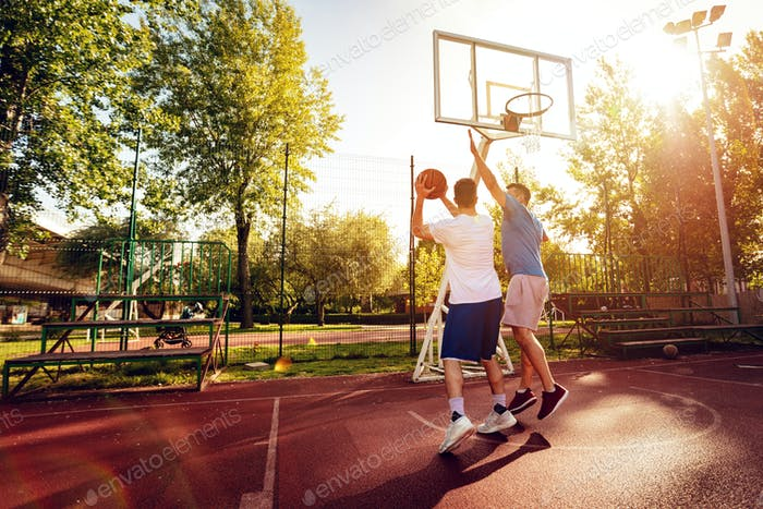 Baloncesto Uno a uno