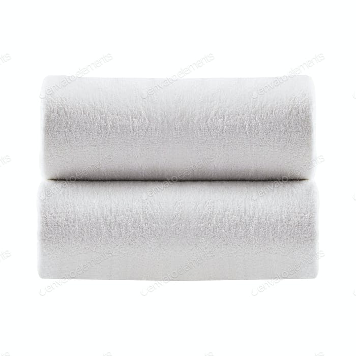 plush hotel towels