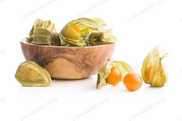 Thumbnail for Physalis peruviana fruit.