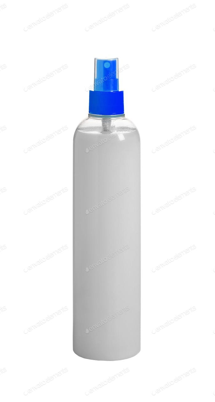 Aerosol isolated on white background