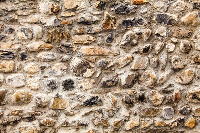 old stone wall. old wall texture